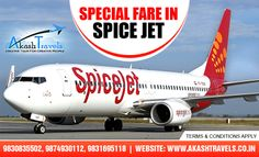SPECIAL FARE IN SPICE JET. http://www.kre8iveminds.com/