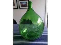 Glas, Vinballon, Ukendt