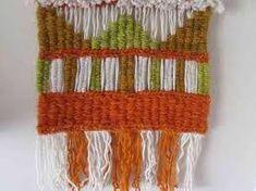 Resultado de imagen para telar decorativo lana oveja Weaving Techniques, Lana, Crochet Top, Embellishments, Texture, Cl, Women, Natural, Fashion