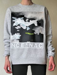 Sweatshirt via NCE*N∆C. Click on the image to see more!