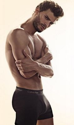 Jamie Dornan, why must you do this to us?