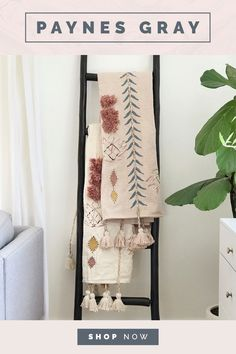 The Floret throw blanket from Arrow & Avenue livens up any space with its beautiful floral-inspired design. Toss this throw blanket on your guest room or living room sofa to instantly elevate your home. Plant Ledge Decorating, Target Decor, Rental Decorating, Dollar Store Crafts, Fashion Room, Living Room Sofa, Storage Spaces, Farmhouse Decor, Diy Home Decor