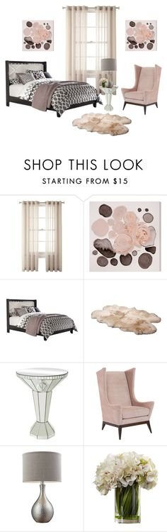 """""""BEDROOM"""" by alexoctavia ❤ liked on Polyvore featuring interior, interiors, interior design, home, home decor, interior decorating, Royal Velvet, Oliver Gal Artist Co., UGG Australia and bedroom"""