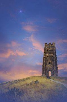 "Avalon Camelot King Arthur:  ""Solitude in #Avalon,"" by Christine Lake."