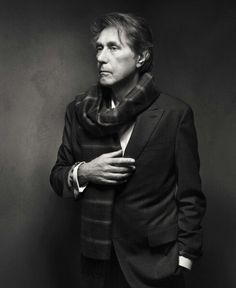 Bryan Ferry was Napoleon in a past life.