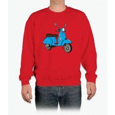 Px150 2011 Blue Crewneck Sweatshirt