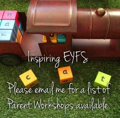 Inspiring EYFS is an Early Years Consultancy business ran by a popular, enthusiastic Independent Early Years Advisor and Trainer who works with #schools #nurseries  #preschools #childminders and #parents. (Former Assistant Head Teacher of a Bedfordshire Maintained Nursery School and Outstanding EYFS Teacher)  For more information please email me at: cher.burton@inspiring-eyfs.com