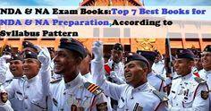 NDA & NA Exam Books:Top 7 Best Books for NDA & NA Preparation,According to Syllabus Pattern NDA & NA Examination will be…