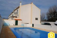 Moradia T4  c/ piscina  S. Martinho do Porto a 2 min. de carro da praia