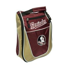 Team Golf Florida State University Golf Shoe Bag - Golf Equipment, Collegiate Golf Products at Academy Sports