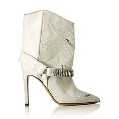 Isabel Marant Milwauke Boot (4.268.740 COP) ❤ liked on Polyvore featuring shoes, boots, isabel marant shoes, genuine leather boots, leather lined boots, high heel boots and pointed toe leather boots
