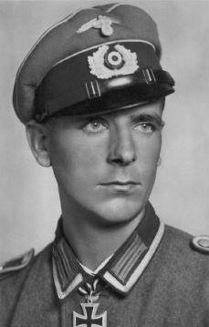 ✠ Franz Juschkat (February 13th, 1917 - December 3rd, 1967) RK 17.02.1943 Feldwebel Zugführer i. d. StabsKp/Gren.Rgt 43 1. Infanterie-Division