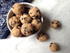 If you have been looking for that healthy cookie dough alternative, this is is. It's gluten-free and vegan, and perfect for indulging in balanced way.