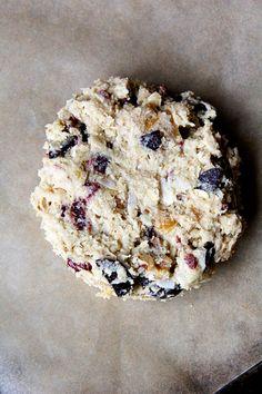 Martha Stewart's Giant Kitchen Sink cookie batter