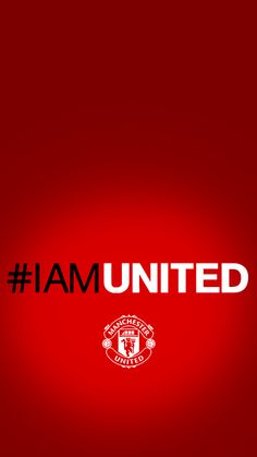 #iamunited One Love Manchester United, Manchester United Wallpaper, Manchester United Football, Stupid Guys, Football Casuals, Old Trafford, Man United, Sports Logo, Soccer Players
