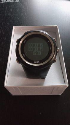 Chytré hodinky s GPS - obrázek číslo 1