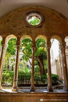 Franciscan Monastery, Dubrovnik, Croatia.