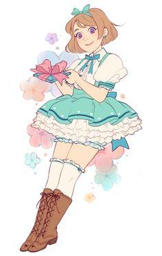 Love live Hanayo Koizumi
