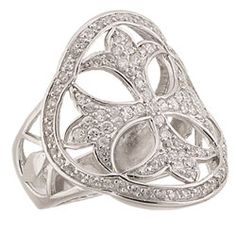 Maltese Cross Ring | Hope Faith Miracles by Kristian Alfonso