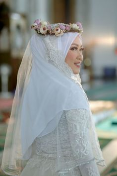 Dinda & Rafi Wedding by LAKSMI - Kebaya Muslimah & Islamic Wedding Service - 009
