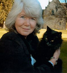 Jilly Cooper OBE, journalist, celebrity and author of nearly 40 books including novels Riders, Rivals, Polo and Wicked! and non-fiction work Class, ...
