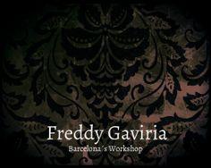 Unique pieces hand made in Barcelona. www.freddygaviria.com