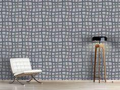 Design #Tapete Schlangen Netz Im Morgengrauen