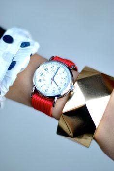 big bracelets and watch www.timex.ca