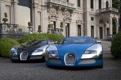 2009 Bugatti Veyron Centenaire 16.4 Edición de imagen