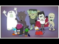 """A StoryBots Halloween,"" Happy Halloween from the StoryBots! - YouTube"