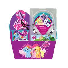 My Little Pony Headphones Easter Basket, All My Little Pony, My Little Pony Pictures, My Little Pony Friendship, Easter Baskets, Gift Baskets, Easter 2015, Nightmare Moon, My Little Pony Merchandise, Take My Money