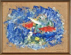 Blomster 1991 av Jakob Weidemann Painting, Art, Art Background, Painting Art, Kunst, Paintings, Performing Arts, Painted Canvas, Drawings
