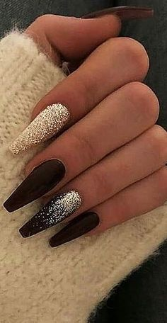 nails tips & nails tips . nails tips design . nails tips acrylic . nails tips design french . nails tips and tricks . nails tips design gel . nails tips gel . nails tips acrylic short Aycrlic Nails, New Year's Nails, Cute Nails, Pretty Nails, Manicure, Best Nails, New Nail Designs, Simple Nail Designs, Art Designs