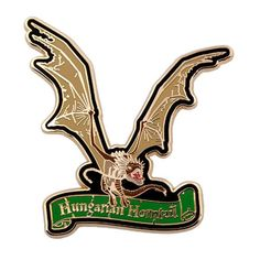 Universal Studios Harry Potter Hungarian Horntail Dragon Pin New with Card