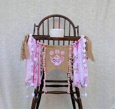 Teapot Party Banner-Alice in Wonderland HIGH CHAIR Banner-Onederland Banner-Garland-Birthday Banners-One Banner-Custom Banners-Party Banner by SewingCelebrations on Etsy