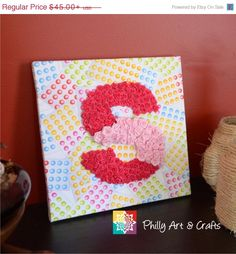Hey, I found this really awesome Etsy listing at https://www.etsy.com/listing/178816748/on-sale-personalized-flower-letters