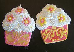 cupcake cookies, via Flickr.