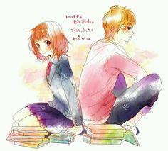 # Honeyworks #school girl #school boy
