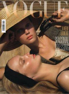 Vogue Italia - Vogue Italia November 2008 Cover
