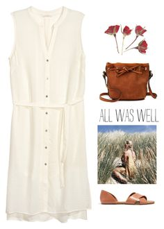 """""""2852."""" by a-colette ❤ liked on Polyvore featuring H&M and Madewell"""