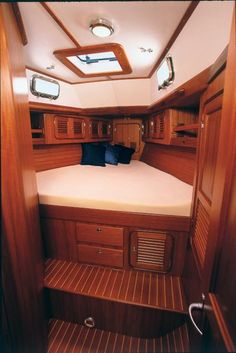 1000 Images About Sailboat Interiors On Pinterest