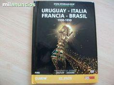 Vendo Dvd Collection 1930-2006 Uruguay-Italia Francia-Brasil 1930-1950 Cruyff-Zidane (Cuatro y As. ) Perfecto estado. Además tengo el de Suiza 1954, México 86 y Argentina 78. Anuncio y más fotos aquí: http://www.milanuncios.com/peliculas-en-dvd/dvd-fifa-world-cup-127655228.htm