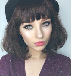 "14.5k aprecieri, 201 comentarii - Lupe Sujey Cuevas | Dallas (@lupescuevas) pe Instagram: ""Como estan todos? How are you all?   Lipstick|Labios ""Honest"" & ""Committed"" @thebalm_cosmetics…"""