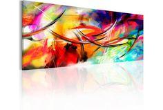 Quadri astratti Danza dell'arcobaleno  #astratti #quadri #quadri astratti #home #decor #pittura #astrazione