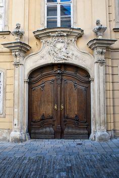 doors into a allery by smutyo.deviantart.com on @deviantART