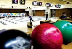 Did you know that SJSU has a bowling center? Take a break from classes to unwind with a bowl game downstairs in the Student Union. What was your highest score ever? (Photo by Photo by Raphael Kluznio) #SJSU #SJSUBowling