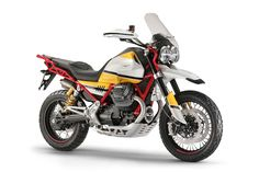 It looks like Moto Guzzi are gearing up for another stab at the adventure bike market with the announcement of the V85 concept in Milan. The bike is completely new from top-to-bottom and will