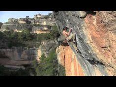 Enzo Oddo: La Rambla 9a+ (5.15a) at Siurana Spain #climbing