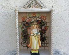 Shrine Child of Prague Altar Nicho