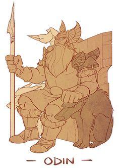 Jotun Norse Gods - Album on Imgur